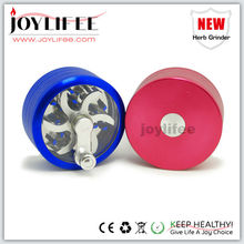 Best price various types colorful metal smoking weed grinder