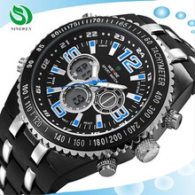2015 Best Silicone WEIDE New Fashion Quartz Sport Watch For Man