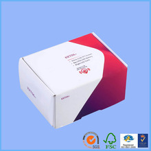 snack packaging box designed cardboard fresh fruit corrugated box packaging
