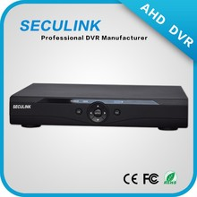 3 in 1 AHD DVR for Analog High Definition with Cloud DVR and support Onvif AHD h.264 cctv 4ch dvr cms free software