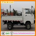 China fabricante camión mini / coge el camión para la venta