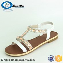 Comfortable flat flower shoes aeshetic handmade leather shoes