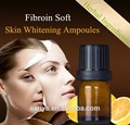 ingredientes herbal essence fibroína soft skin whitening ampollas al por mayor venta