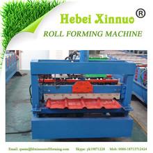 XN-840 roof tile making machine price aluminium roofing sheet making machine iron sheet making machine