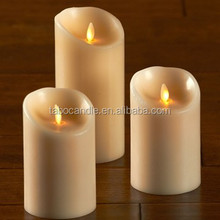 Garden and Outdoors Decoration Moving Wick Flameless
