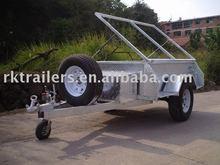 custom off-road camper trailer