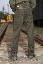 free army casual outsdoor harem trousers for men