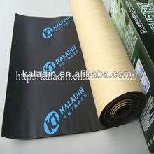 car sound absorbing cotton/sound deadening pad