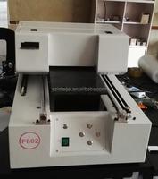 Factory offered high quality A4 UV printer