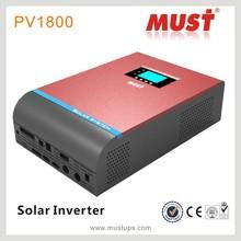 Dc to ac solar system 2000w power inverter 12v