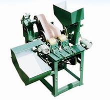 MSG-3 wood bar sanding machine, bamboo stick polishing machine