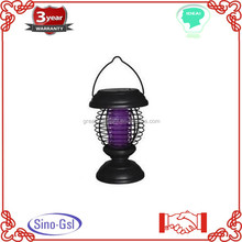 2015 new arrival Solar mosquito/fly trap/killer lamp Outdoor pest control for sale with CE approved