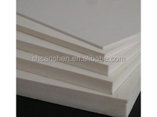 Offer OEM/ODM service PVC foam sheet white sheet for housing application industrial application