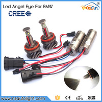 Hottest sale auto parts 360-Degree 20W H8 Canbus Error Free C REE LED C REE Angel Eyes led for bmw M6, M3
