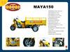 MAYA150 eec three wheels motorcycle,150cc 4 stroke motorcycle,150cc road warrior 3 wheeled chopper