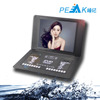 15.6inch led screen 3d portable dvd player portable dvd player with digital tv tuner