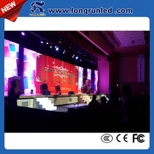 Popular competitive price full color move led display
