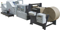 Good Quality Brown Craft Paper Bag Making Machine Price For Sale