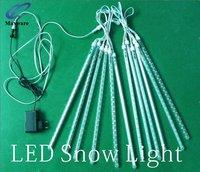 Double Sided Shine christmas lighting mini led Meteor Shower Light