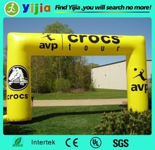 Best quality outdoor event inflatable arch