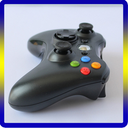 For xbox 360 bluetooth wireless game controller, factory supply
