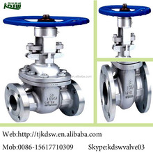 din rising stem gate valve with best quality from manufacturer