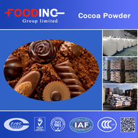 Fooding Cocoa Powder/Cocoa Powder Price/Cocoa Powder Bulk
