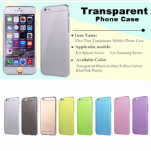 Ultra Thin Transparent Back Cover Skin Clear PC Hard Case Cover For Lenovo Sisley S90 Phone Cases