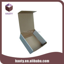 HARD CARDBOARD paper shoe box