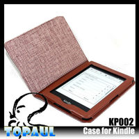 PU Leather Folio kindle paperwhite smart cover