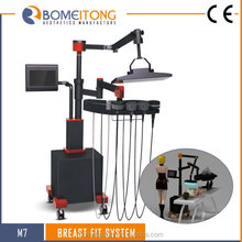 New hot RF breast and face lifting machine