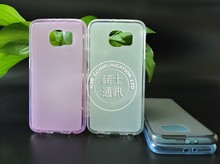 Soft plain tpu phone case for samsung s6 wholesale price