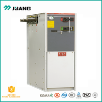 high voltage GT-SRM(C.F.V)-12KV SF6 compact co-cabinet gas insulated switchgear