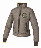 Women equestrian quilted jacket, horse riding jacket, equestrianism jacket