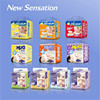 Upgrade Super absorbent disposable baby diaper factory in Guangzhou LB128