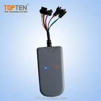 Cheap Portable GPS Tracker with Door Open Alarm for Car and Motorcycle Supports Remotes