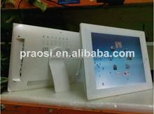 10.4 inch hot sales plastic digital picture frame / edit foto frame