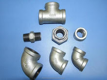 150# MALLEABLE IRON PIPE FITTINGS, ELBOW
