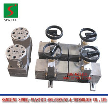 High speed double cavity PVC cable trunking mould / Die tool