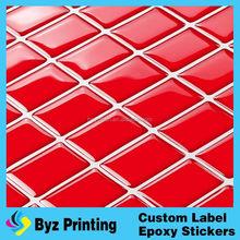 Supplier on alibaba epoxy material mosaic tile brick design