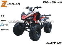 250cc sport racing quad atv