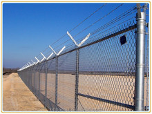 different types of wire mesh fence