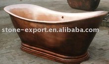 Sell Copper Bath Tub/ Bathtubs (with double layer)