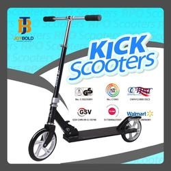 Joybold folding adult kick scooter in europe market