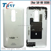 2015 hot new product battery door for LG G2 D802, brand new back cover for LG G2 D802