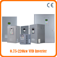 Vector Control Open Loop Close Loop control V/F frequency inverter50/60HZ/VSD/AC drive /Frequency Converter