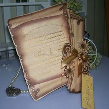 Top grade stylish oriental wedding invitations