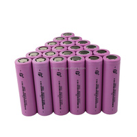 factory price 3.7V 2600mAh 18650 lithium ion battery for power bank, medical device