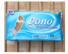 disposable diapers for dogs