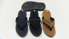 2015 good saling men slippers man nude slippers slippers for men